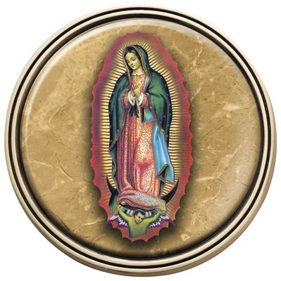 Our Lady of Guadalupe Medallion